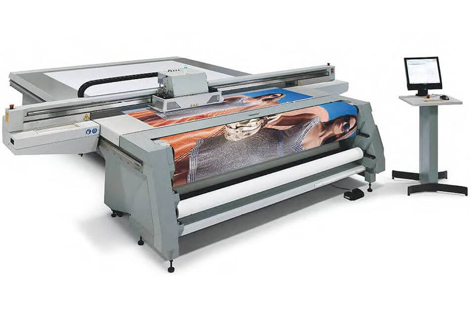 оборудование для уф печати