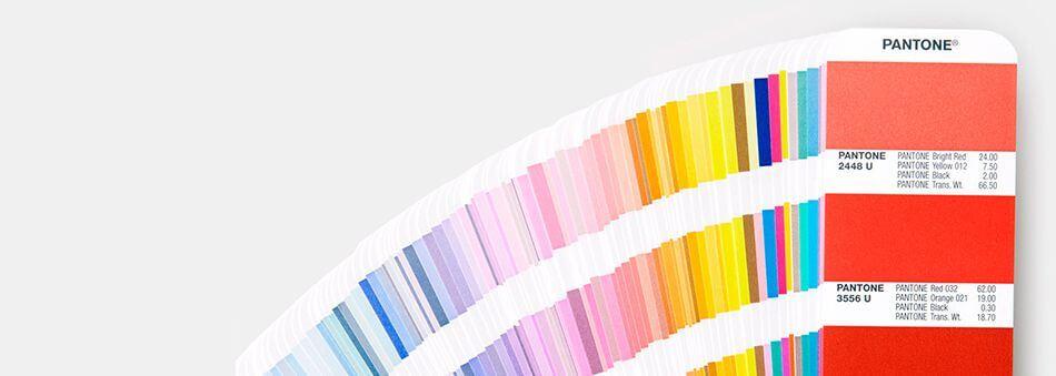 палитра ультрафиолетовой печати